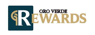 Logo Oro Verde Rewards